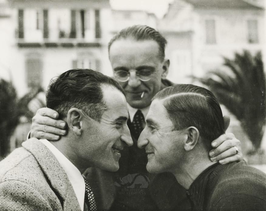 Domenico Piemontesi e Francesco Camusso