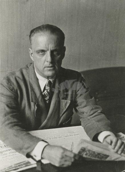 Giuseppe Ambrosini negli Anni Trenta