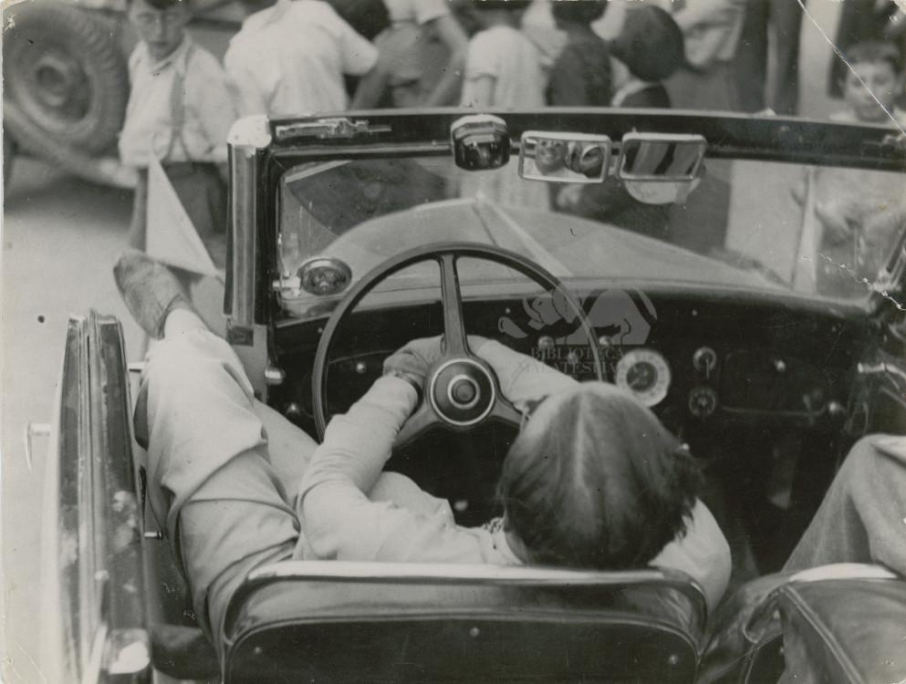 In un'auto scoperta: Giro d'Italia 1939