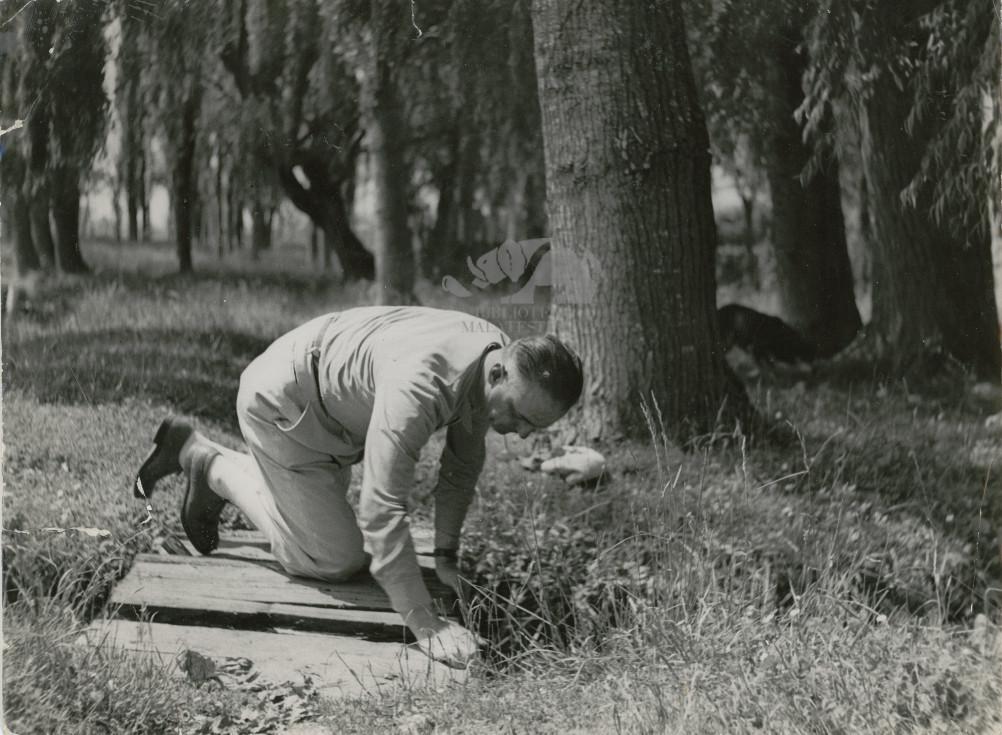 Alle fonti del Clitunno: Giro d'Italia 1939